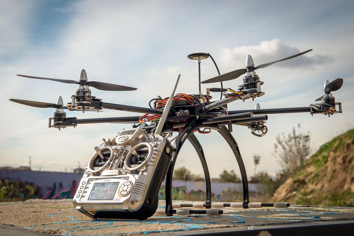 Dron Laloli