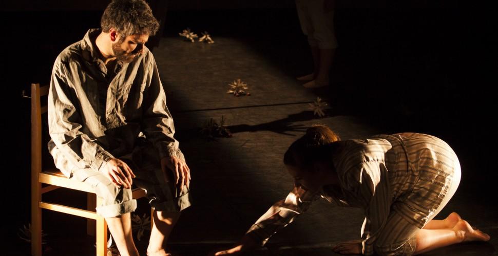 Iluminación de obra teatral