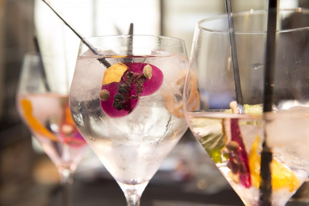 Ginmotive 2015 detalle gin tonic