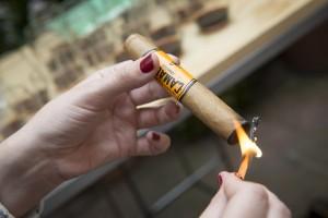 Cigarro Camacho Conecticut Robusto